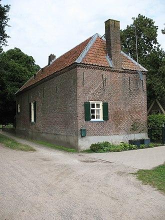 Bennekom - Gate of Castle Harsselo