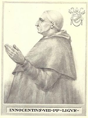 Cybo - Pope Innocent VIII.