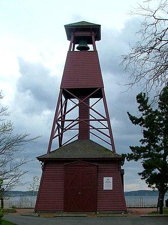 Port Townsend, Washington - Bell Tower