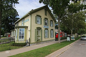 Port Colborne - Port Colborne Historical and Marine Museum
