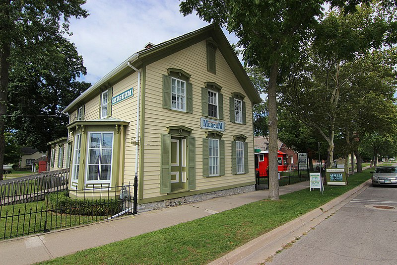 File:Port Colborne Historical and Marine Museum.jpg