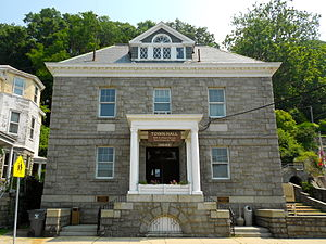 Port Deposit, Maryland - Town Hall