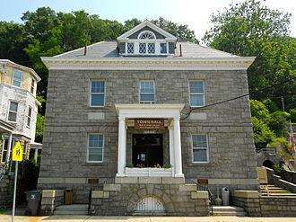 Port Deposit, Maryland - Town Hall