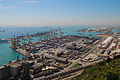 Port of Barcelona as seen from the Montjuïc Cable Car 20090420 1.jpg