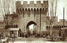 Porte Saint-Michel - достопримечательности Авиньона, что посмотреть в Авиньоне, достопримечательности Прованса