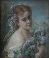 Portrait de femme - Charles Louis Gratia.JPG