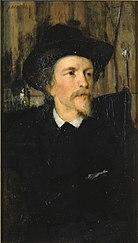 Portrait of Wyatt Eaton
