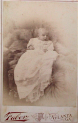 Portrait of baby by Faber of Atlanta Georgia USA.png