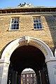 Portsmouth Grammar School Entrance Arch.JPG