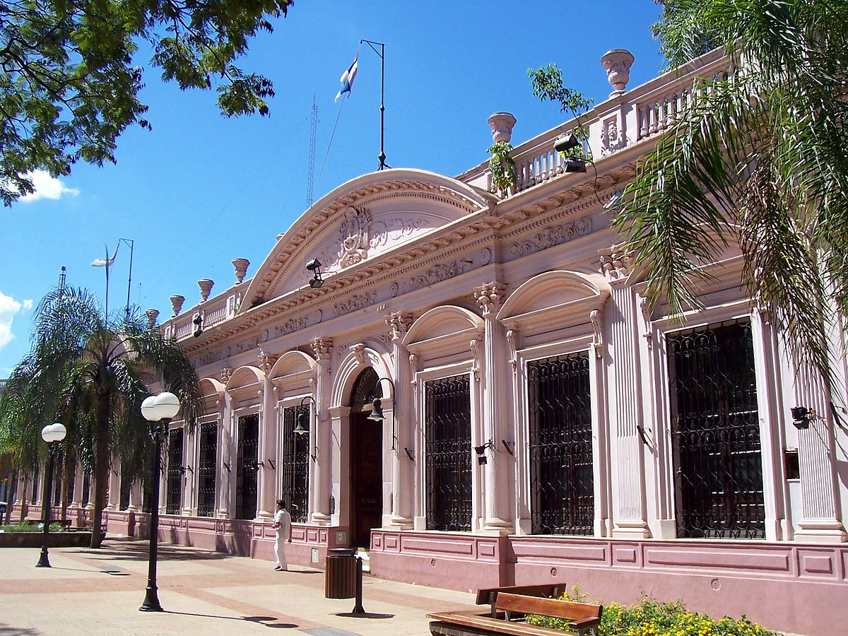casa de gobierno de misiones wikipedia la enciclopedia