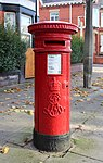 Post box on Priory Road, Anfield.jpg