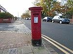 Post box on Wellington Road at Cavendish Road.jpg