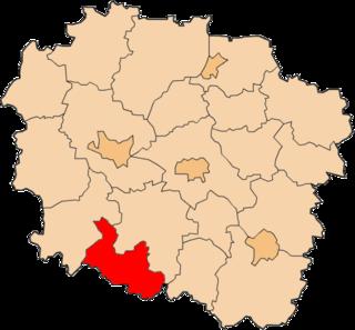 Mogilno County County in Kuyavian-Pomeranian, Poland