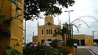 Praça da Igreja Matriz de Quipapá, PE, Brasil.jpg