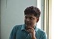 Prachatosh Mitra - Wikimedia Meetup - AMPS - Kolkata 2017-04-23 6737.JPG