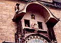 Prague Clock Above Dial 1993.jpg