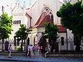 Praha - Maiselova - Jewish Museum - View East on Maisel Synagogue.jpg