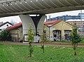 Praha Masarykovo nádraží, železniční depo, od Trocnovské.jpg
