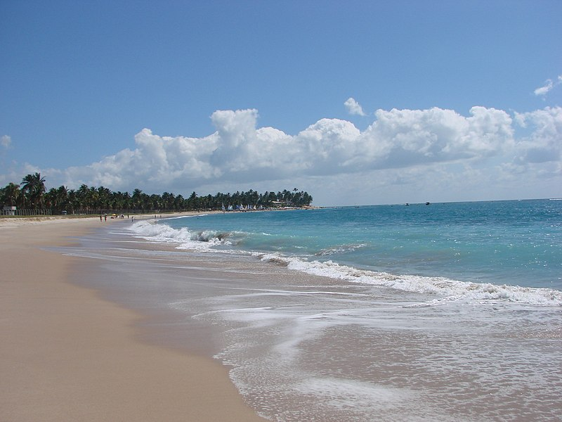 Praias de Pernambuco litoral norte