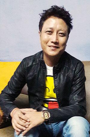 Prashant Tamang - Image: Prashant Tamang 03