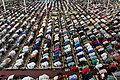 Praying Salat together inside the mosque.jpg