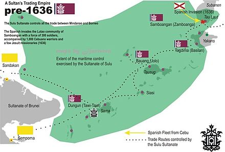 Sulu Archipelago - Wikiwand