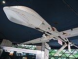 Predator MQ-1 (war trophy in Museum of Aviation, Belgrade, Serbia).jpg