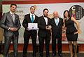 Premio Capital Española de la Gastronomía 2015.jpg