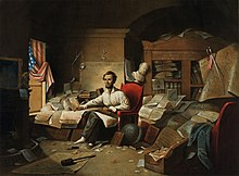 What did Lincoln write?
