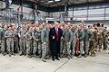 President Trump and the First Lady Visit Troops in Germany (44686197780).jpg