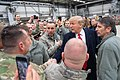 President Trump and the First Lady Visit Troops in Germany (44686198130).jpg