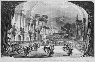 Opéra-National - Aimé Maillart's Gastibelza at the Opéra-National (1847)