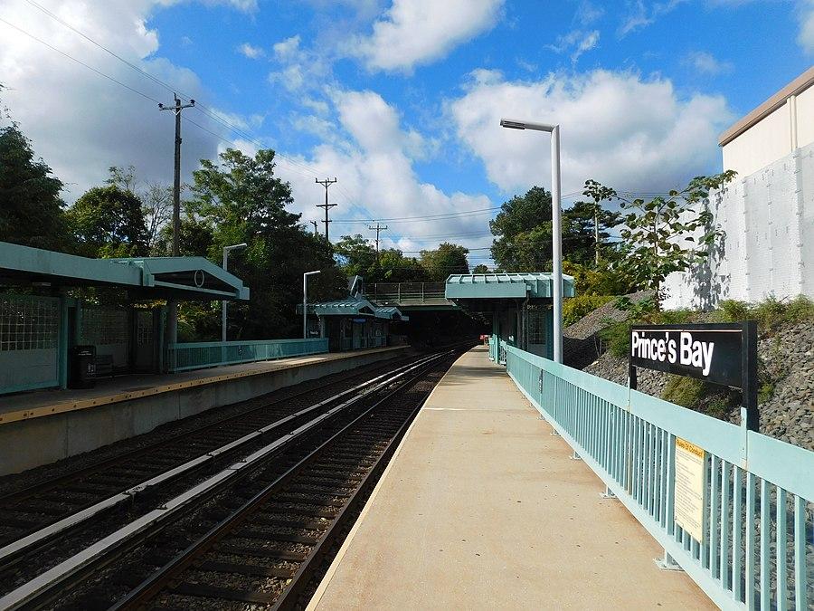 Prince's Bay station