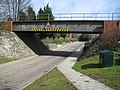 Princes Risborough, Princes Estate railway bridge - geograph.org.uk - 749445.jpg