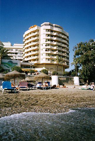 Marbella Playa Hotel Costa Del Sol