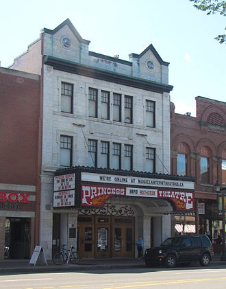 Old Strathcona - Princess Theatre