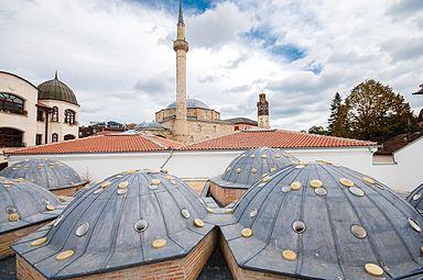 Prishtina and the great Hamam