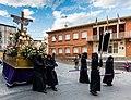 Procesión de Nuestra Señora de La Piedades, Jueves Santo, Calatayud, España, 2018-03-28, DD 02.jpg