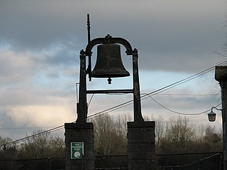 Prosperous, County Kildare - The Church Bell