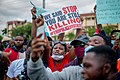 Protesters at the endSARS protest in Lagos, Nigeria 50.jpg