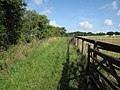 Public footpath - geograph.org.uk - 1458493.jpg