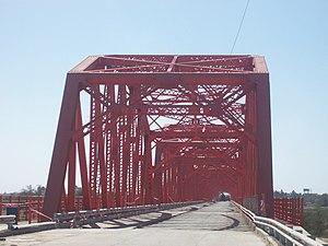 Puente carretero Santiago del Estero - La Banda 6