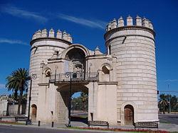 Puerta de Palmas.