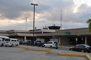 Gregorio Luperón International Airport - Image: Puerto Plata Airport 1