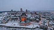 Québec City skyline (Quintin Soloviev)
