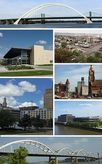 Quad Cities - Image: Quad Cities Montage