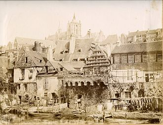 Battle of Le Mans - Image: Quartier des tanneries (4)