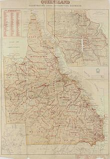 List of former local government areas of Queensland  Wikipedia