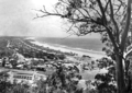 Queensland State Archives 2145 Burleigh Heads from Reservoir Hill c 1934.png