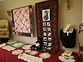Quilt in Mennonite Heritage Village Steinbach Manitoba Canada 1 (4).JPG
